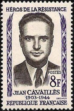 Jean Cavaillès (1903-1944) héros de la résistance
