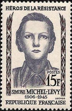 Simone Michel-Lévy (1906-1945) héros de la résistance
