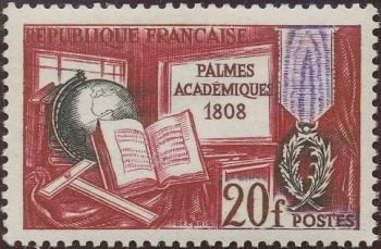 Palmes académiques