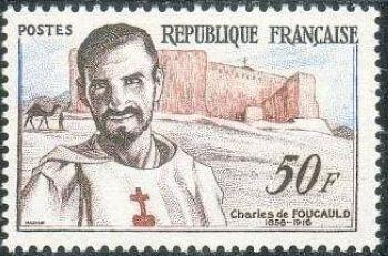 Charles de Foucault apotre du Sahara (1858-1916)