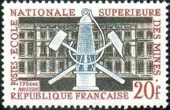 175ème anniversaire de l'école des Mines à Paris