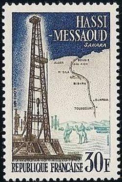 Hassi Messaoud Sahara