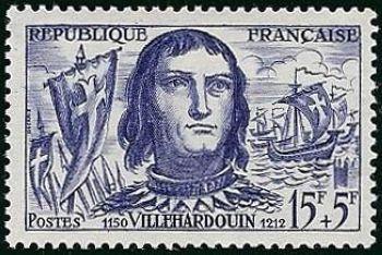Geoffroi de la Villehardouin (1150-1212)