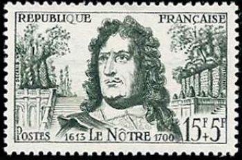André Le Notre (1613-1700)  jardinier