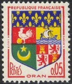 Armoiries d'Oran