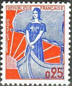 Marianne à la nef