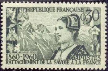 Rattachement de la Savoie à la France 1860-1960