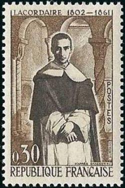 Centenaire de la mort de Jean-Baptiste Henri de Lacordaire