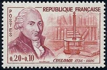 Coulomb et sa balance de torsion
