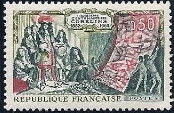 Tricentenaire de la manufacture des Gobelin