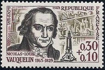 Nicolas Vauquelin (chimiste bicentenaire de sa naissance