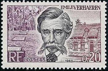 Emile Verhaeren, poète belge (1855-1916)