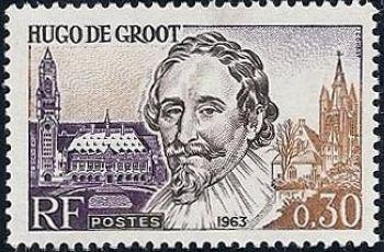 Hugo de Groot homme d'état néerlandais