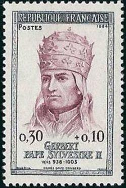 Gerbert (pape sous le nom de Sylvestre II)