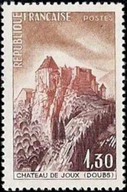 Chateau de Joux (Doubs)