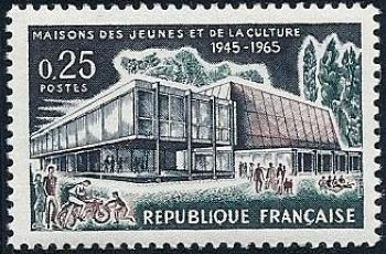 Troyes : maison des jeunes et de la culture
