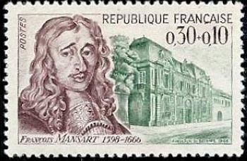François Mansard architecte (1598-1666) et hotel Carnavalet à Paris