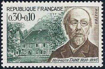 Hippolyte Taine (1828-1893), philosophe et historien français