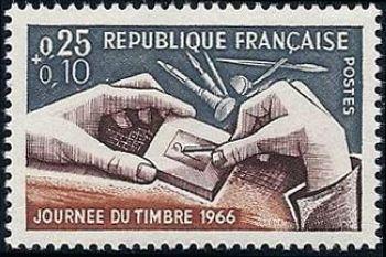 Journée du timbre - La gravure en taille-douce