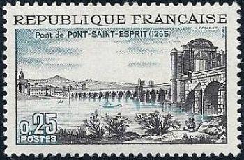 7ème centenaire du pont de Pont Saint Esprit