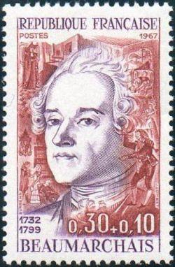 Beaumarchais (1732-1799) musicien, poète et dramaturge