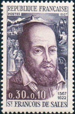 Saint François de Sales, ecclésiastique savoyard