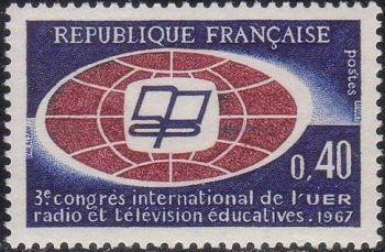 3èmr congrès international de l'Union Européenne de radoidiffusion à Paris