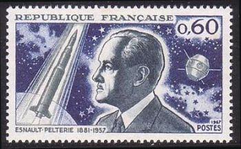 Robert Esnault-Pelterie, ingénieur aéronautique