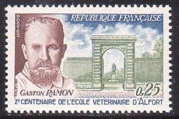 Professeur Gaston Ramon (1886-1953)