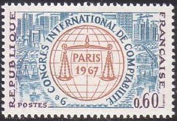 9ème congrès international de comptabilité à Paris