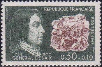 Général Louis Charles Antoine Desaix de Veygoux (1768-1800)