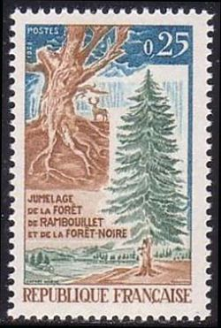 Jumelage de la forêt de Rambouillet et de la forêt Noire