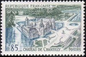 Chateau de Chantilly (Oise)