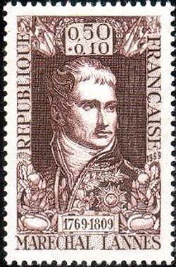 Maréchal Jean Lannes (1769-1809) duc de Montebello