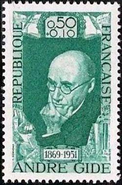 André Gide (1869-1951) écrivain