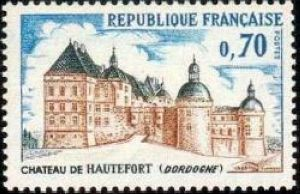 Chateau de Hautefort (Dordogne)