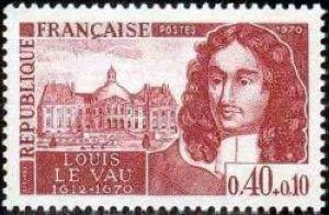 Louis Le Vau 1612-1670, architecte