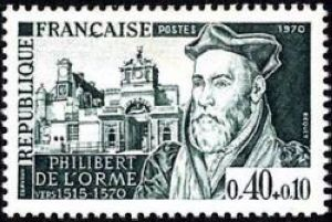 Philibert de l´Orme 1515-1570, architecte