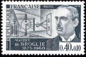Maurice de Broglie 1875-1960, physicien