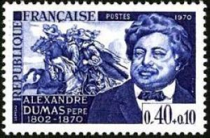 Alexandre Dumas 1802-1870, écrivain