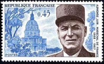 Alphonse Juin - Maréchal de France 1888 - 1967
