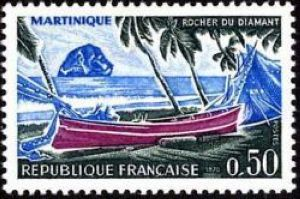 Rocher du Diamant (Martinique)
