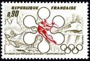 XIème Jeux Olympiques d'hiver de Sapporo 1972