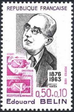 Edouard Belin (1876-1963) inventeur du bélinographe