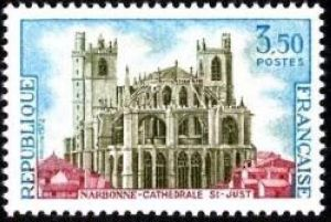 Narbonne cathédrale Saint Just