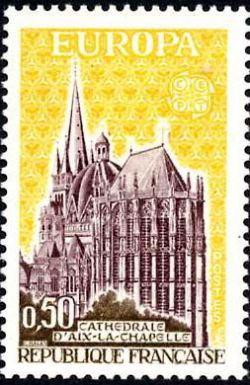 Cathédrale d'Aix la Chapelle - Europa