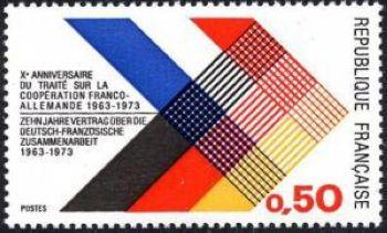 X ème anniversaire de traité sur la coopération franco-allemande