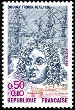 Duguay Trouin (1673-1736) corsaire et explorateur