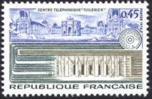 Centre téléphonique ''Tuilleries '