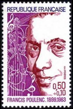 Francis Poulenc (1899-1963) compositeur et pianiste